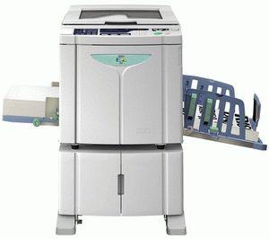 ремонт принтера RISO EZ 301