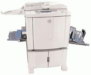 ремонт принтера RISO RZ 200