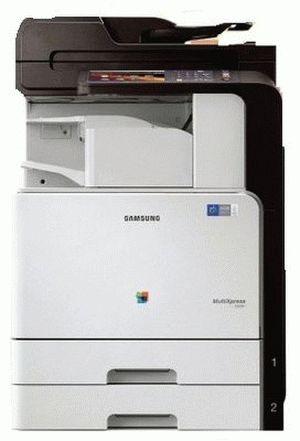ремонт принтера SAMSUNG CLX-9252NA
