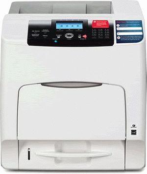 ремонт принтера SAVIN CLP42DN-HS
