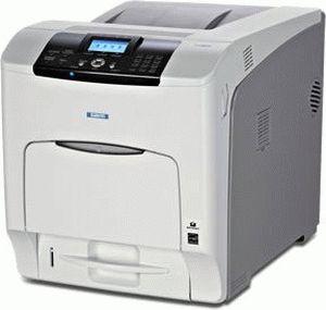 ремонт принтера SAVIN CLP42DN