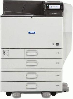 ремонт принтера SAVIN SP C831DN