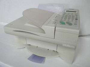 ремонт принтера SHARP AJ-5030