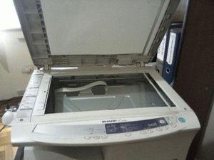 ремонт принтера SHARP AL-1540CS
