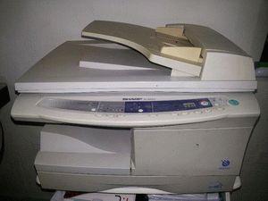 ремонт принтера SHARP AL-1641CS