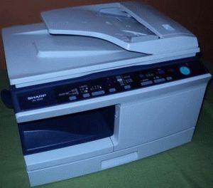 ремонт принтера SHARP AL-2040