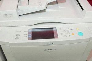 ремонт принтера SHARP AR-335