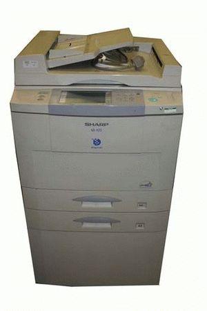 ремонт принтера SHARP AR-405