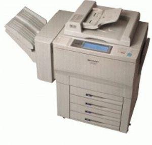 ремонт принтера SHARP AR-5040