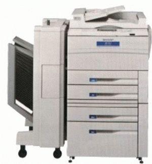 ремонт принтера SHARP AR-5125