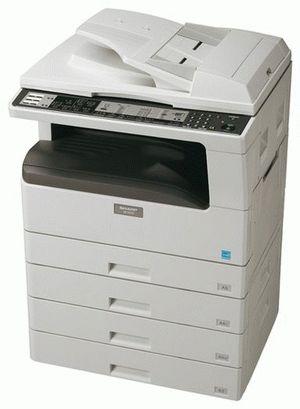 ремонт принтера SHARP AR-5618N