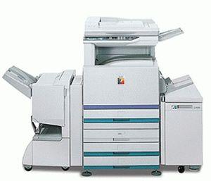 ремонт принтера SHARP AR-C260M