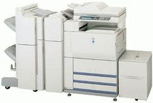 ремонт принтера SHARP AR-M550U