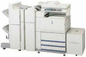 ремонт принтера SHARP AR-M700U