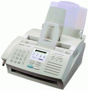 ремонт принтера SHARP FO-2970M