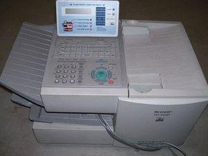 ремонт принтера SHARP FO-4400