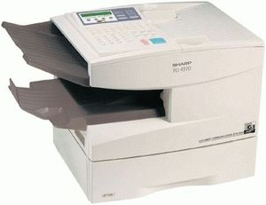 ремонт принтера SHARP FO-4970