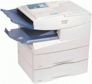 ремонт принтера SHARP FO-6700
