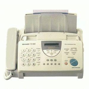 ремонт принтера SHARP FO-880