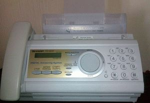 ремонт принтера SHARP FO-A650