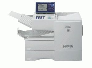 ремонт принтера SHARP FO-DC635