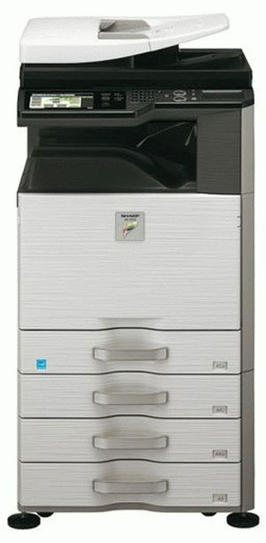 ремонт принтера SHARP MX-1810U