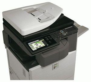 ремонт принтера SHARP MX-2010U