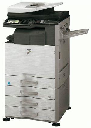 ремонт принтера SHARP MX-3111U