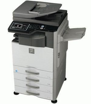 ремонт принтера SHARP MX-3115N