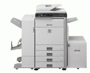 ремонт принтера SHARP MX-4100N