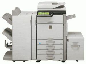 ремонт принтера SHARP MX-4112N