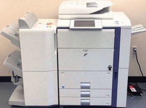 ремонт принтера SHARP MX-6200N