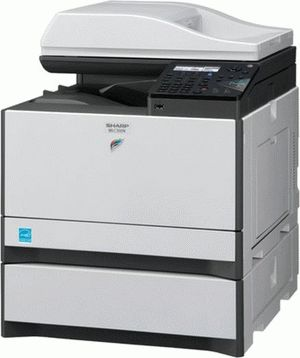ремонт принтера SHARP MX-C300