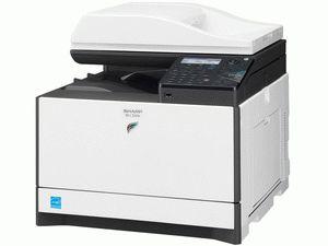 ремонт принтера SHARP MX-C300W