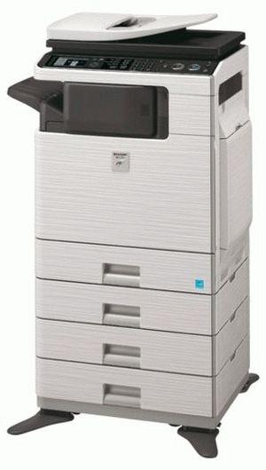 ремонт принтера SHARP MX-C380