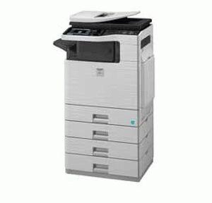 ремонт принтера SHARP MX-C381