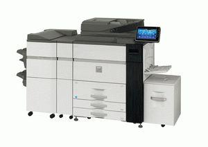ремонт принтера SHARP MX-M1204
