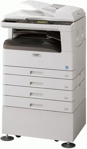 ремонт принтера SHARP MX-M160D