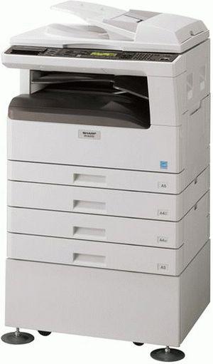 ремонт принтера SHARP MX-M200D