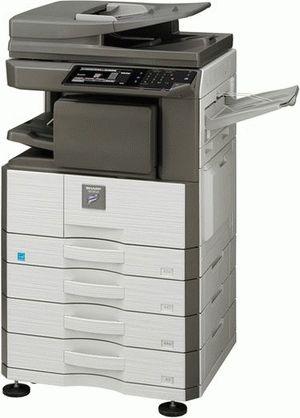ремонт принтера SHARP MX-M266N