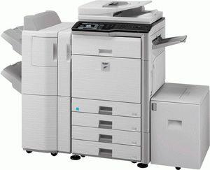 ремонт принтера SHARP MX-M363N