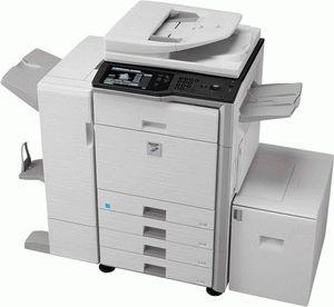 ремонт принтера SHARP MX-M453N