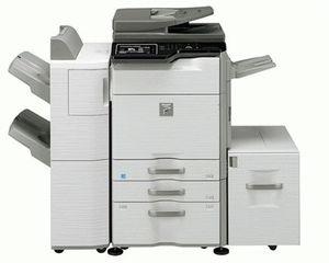 ремонт принтера SHARP MX-M465N