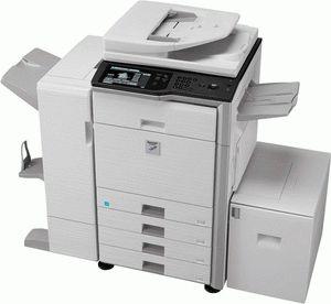 ремонт принтера SHARP MX-M503N