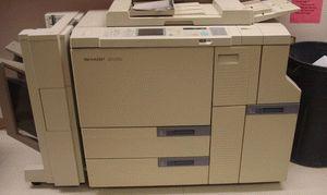 ремонт принтера SHARP SD-2060