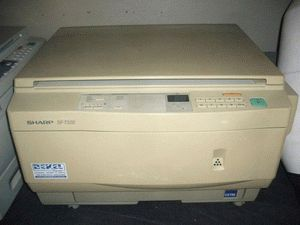 ремонт принтера SHARP SF-7320