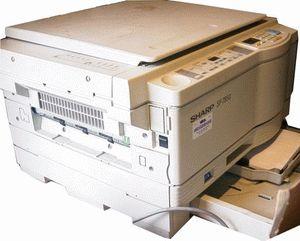 ремонт принтера SHARP SF-7850