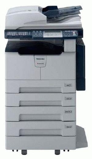 ремонт принтера TOSHIBA E-STUDIO225