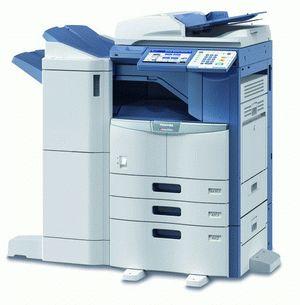 ремонт принтера TOSHIBA E-STUDIO506SE