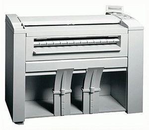 ремонт принтера XEROX 3030 ENGINEERING COPIER